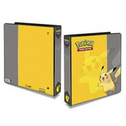 "Ultra Pro Pokemon Pikachu 2"" 3-Ring Binder"