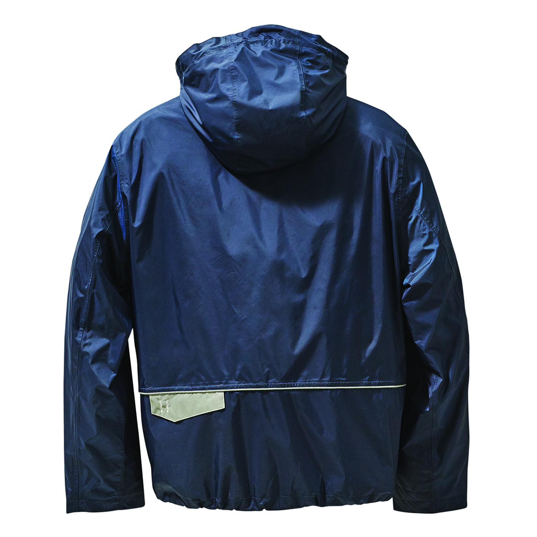 Unisex Jacket Reflective Light Coat Windbreaker Jogging Sweater Dance Hoodie