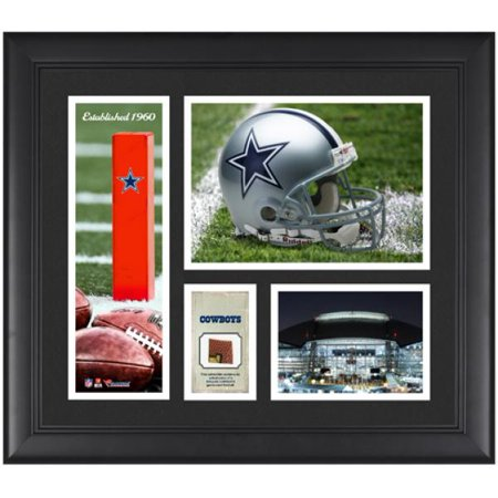 Dallas Cowboys Team Logo Framed 15
