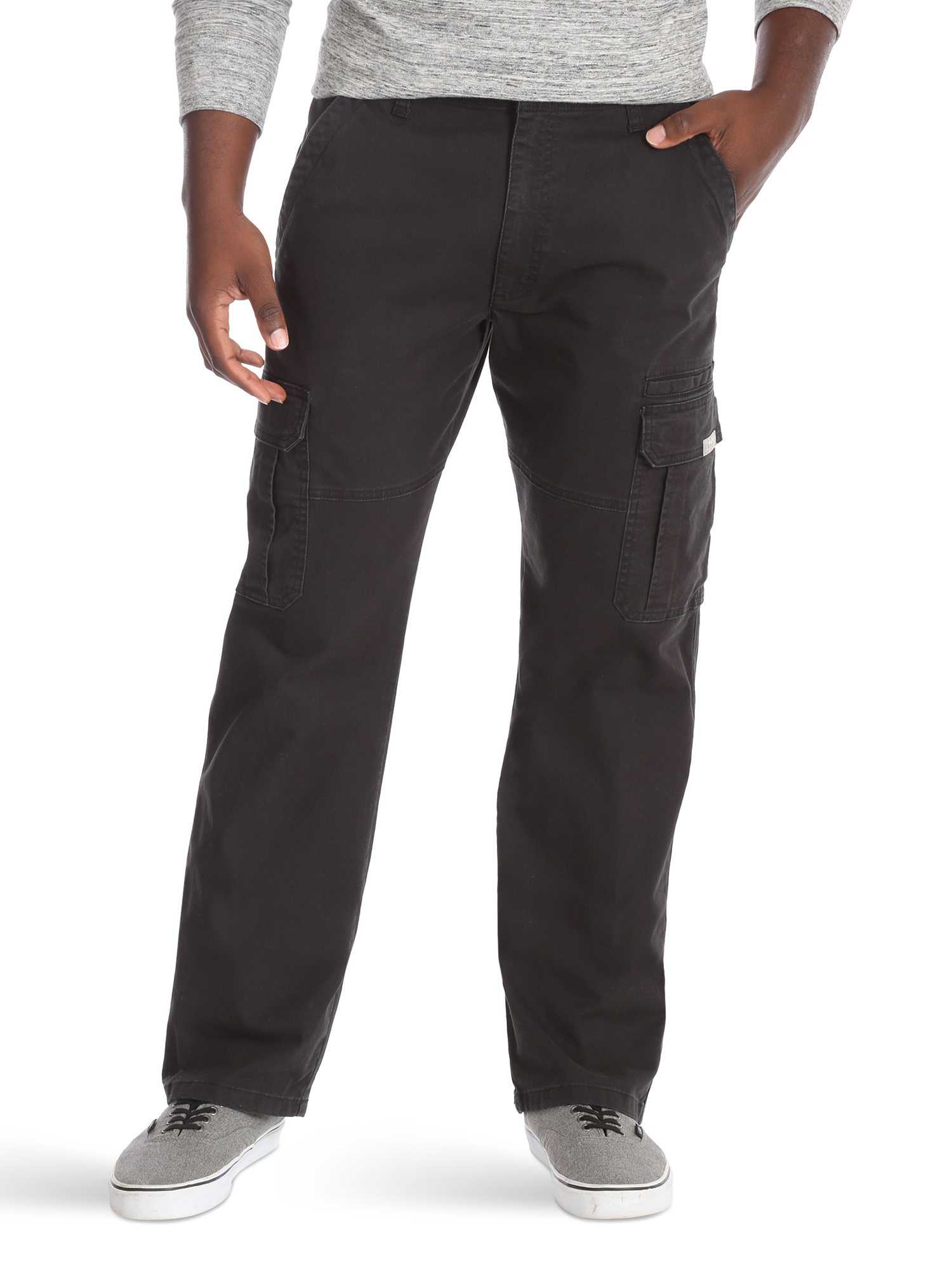 Men's Relaxed Fit Cargo Pant with Stretch