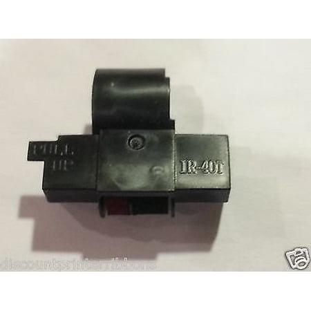 Package of Three - Sharp EL-1750V and EL-1801V Calculator Ink Roller, Black (Sharp Ink Roller)