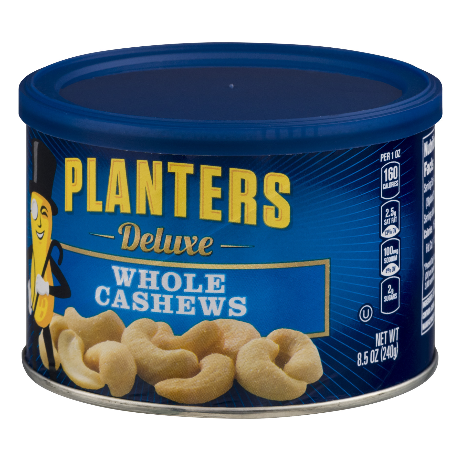 nuts uts planter snacks planters cashews oz raw product mixes meijer com grocery trail whole