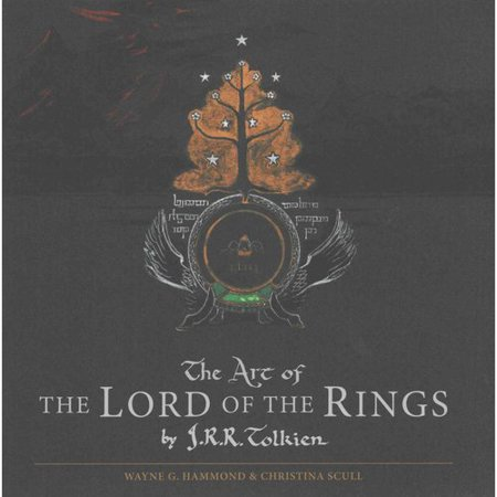 The Art of the Lord of the Rings by J.R.R. Tolkien by