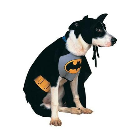 Classic Batman Pet Costume for $<!---->