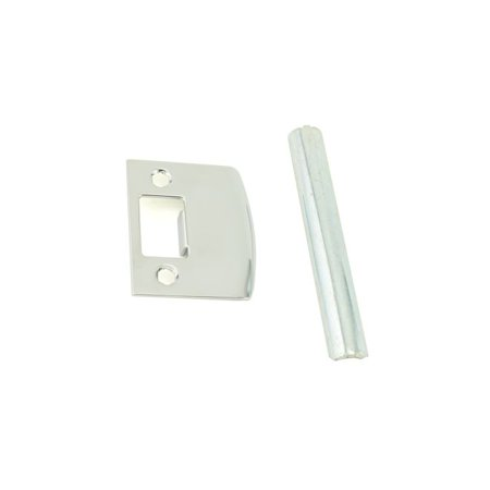 Baldwin Reserve 8BR0707006 Passage / Privacy Knob / Lever Thick Door Kit Bright Chrome Finish