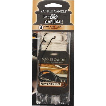 Yankee Candle Co New Car Car Air Freshener 1215383