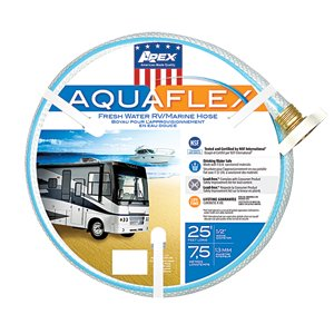 Teknor Apex 7503-25 AQUAFLEX (R) Fresh Water Hose - image 1 of 2