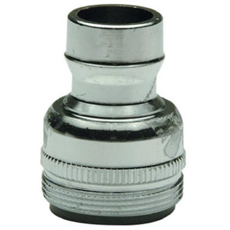 SF0024X Small Diameter Aerator Snap Fitting With Dual Threads - image 1 de 1