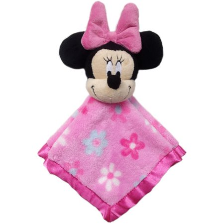Disney Baby Bedding Minnie Mouse Security Blanket
