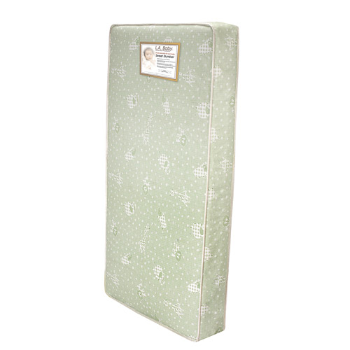 L. A. Baby Sweet Slumber Crib/Toddler Mattress