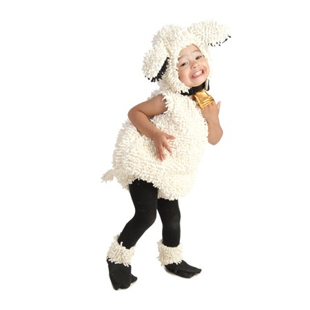 Lovely Lamb Costume for - Mary Had A Little Lamb Costume