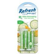 Vent Sticks- Cucumber Melon