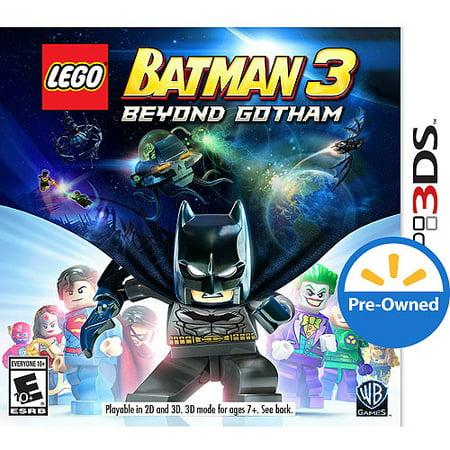 Lego Batman 3 Byond Gotham (Nintendo 3DS) - Pre-Owned