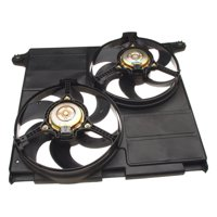 Genuine Auxiliary Fan Assembly
