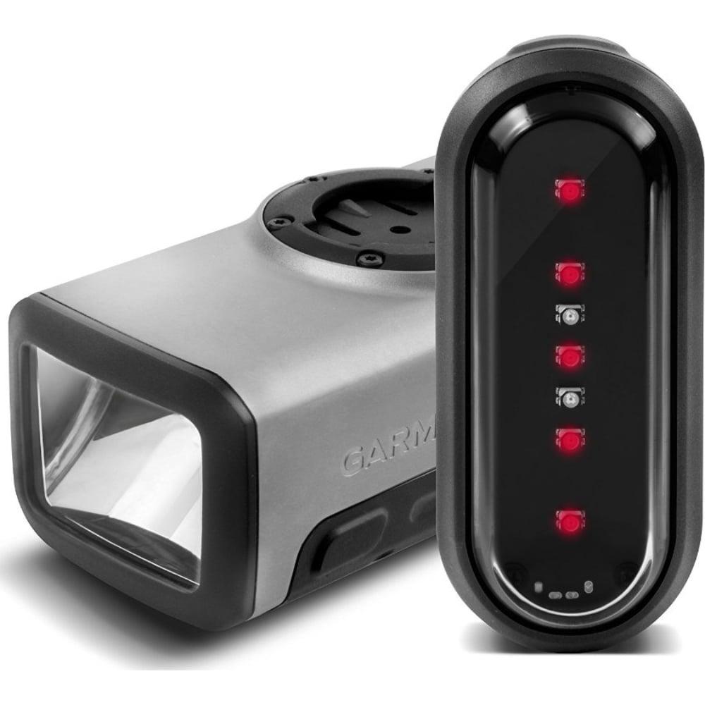 Garmin 010-01419-00 - Varia Smart Bike Lights Headlight and Tail Light Bundle