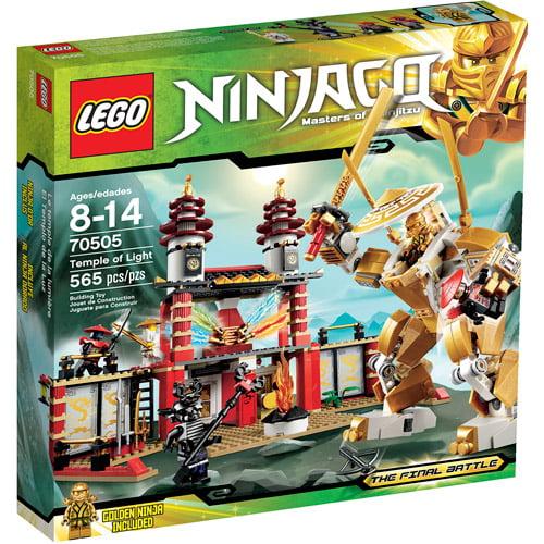 LEGO Ninjago Temple of Light Play Set