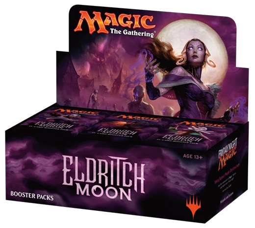 Magic The Gathering Eldritch Moon Booster Box by default