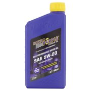 Royal Purple Synthetic SAE 5W-20 High Performance Motor Oil, 1 Quart