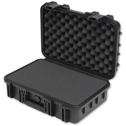 SKB 3I16105BC iSeries Equipment Case 16x10x5.5 Black