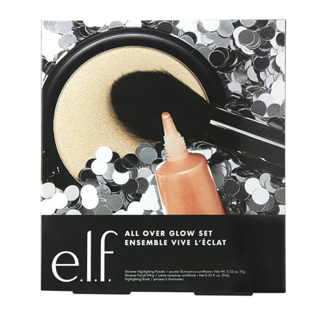 e.l.f. Cosmetics All Over Glow Highlighter Value Set