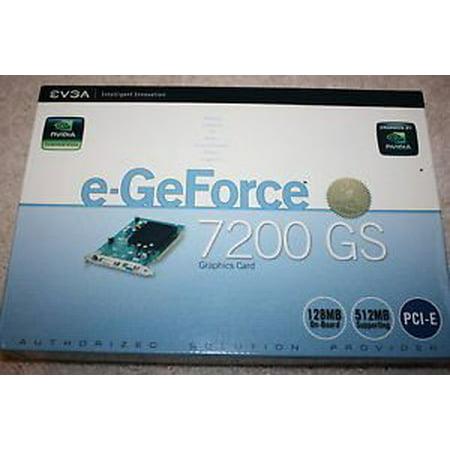 128 P2 N428 - evga 128 P2 N428 EVGA 128 P2 N428 LR GeForce 7200 GS 128MB DDR2 PCI E Graphics -