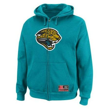 Click here to buy Jacksonville Jaguars Mens Hooded Jacket Full Zip Hoodie by .