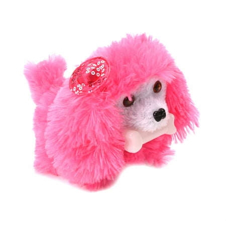Wonderplay Dog Toys Cute Stuffed Dog Color Random