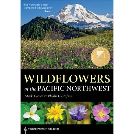 Wildflowers of the Pacific Northwest - Paperback