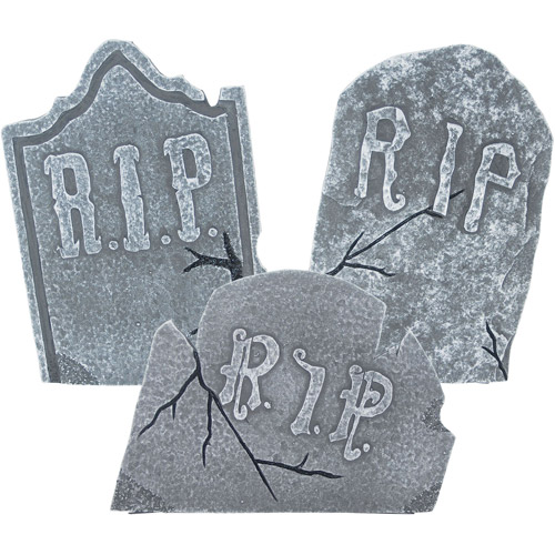 Crooked Tombstone Set