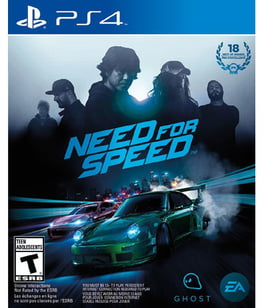 Need for Speed, Electronic Arts, PlayStation 4, 014633368611 by EA