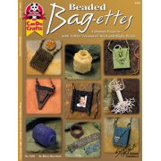 """Beaded Bag-Ettes : Fabulous Projects with Toho 'Treasures"""" Seed and Bugle Beads"""