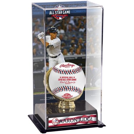 Aaron Judge New York Yankees 2018 MLB All-Star Game Gold Glove Display Case with
