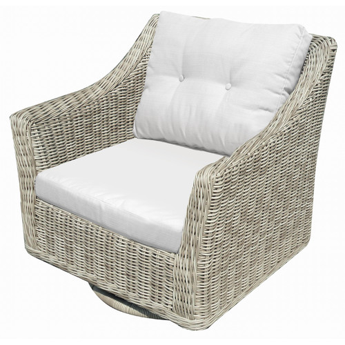 Forever Patio Telluride Swivel Rocking Chair with Cushions