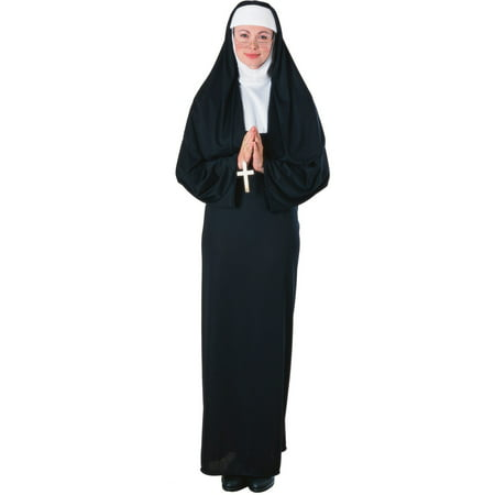 Nun Adult Costume One-Size