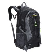 30L Outdoor Sports Backpack, Men and Women Lightweight Hiking Climbing Camping Canvas Daypack Waterproof Travel Bag