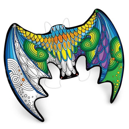 3D Colorables Balloon - Dress Up Dragon Wings (Set of 1) - Balloon Crafts