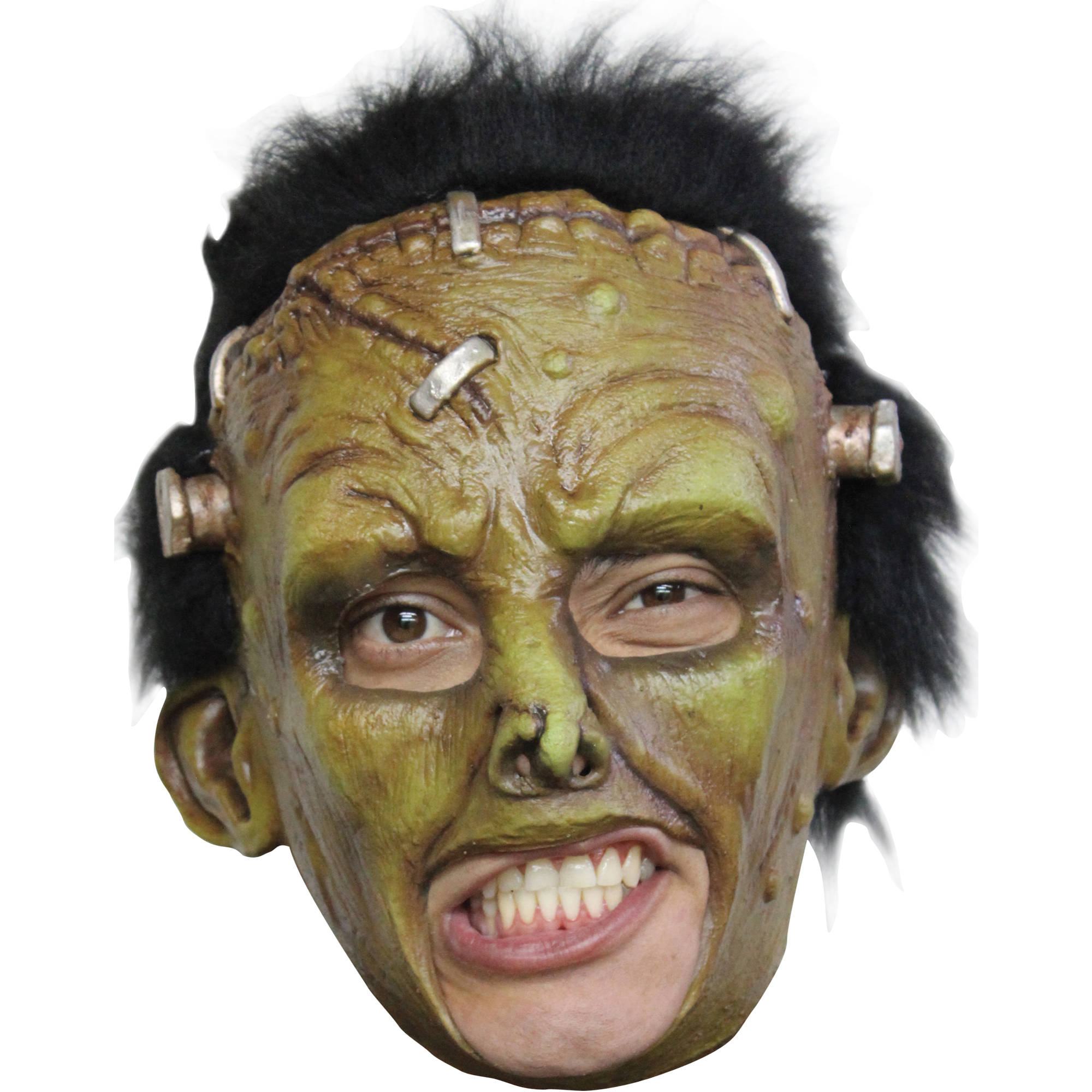 Franky Deluxe Chinless Mask Adult Halloween Accessory