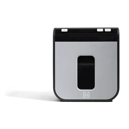 TRU RED 8-Sheet Micro-Cut Personal Shredder (TR-BMC8A)