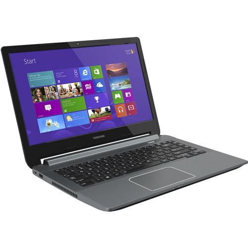 "Refurbished Toshiba U945-S4110 14"" Laptop Intel i3-3227U 2.5GHz 4GB Memory 500GB Drive Win 8"