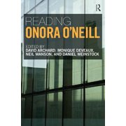 Reading Onora O'Neill - eBook