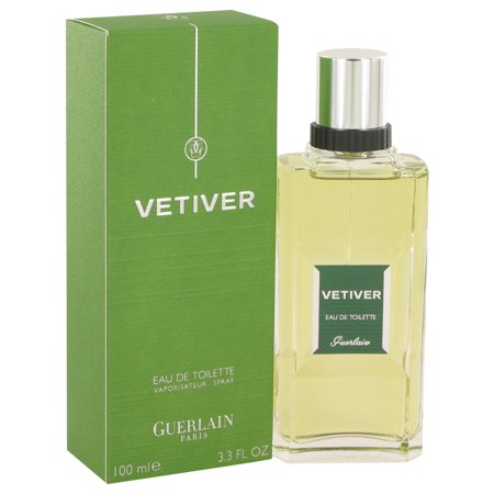 Guerlain VETIVER GUERLAIN Eau De Toilette Spray for Men 3.4