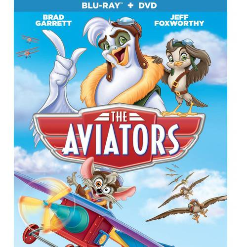 The Aviators (Blu-ray + DVD) CINBRVIV4629