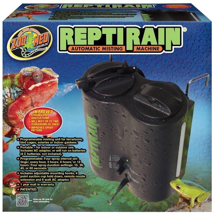 Zoo Medi Repti Rain Automatic Misting Machine, Multicolor