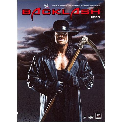 WWE: Backlash 2008 by WWE