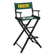 Green Bay Packers Bar-Height Directors Chair