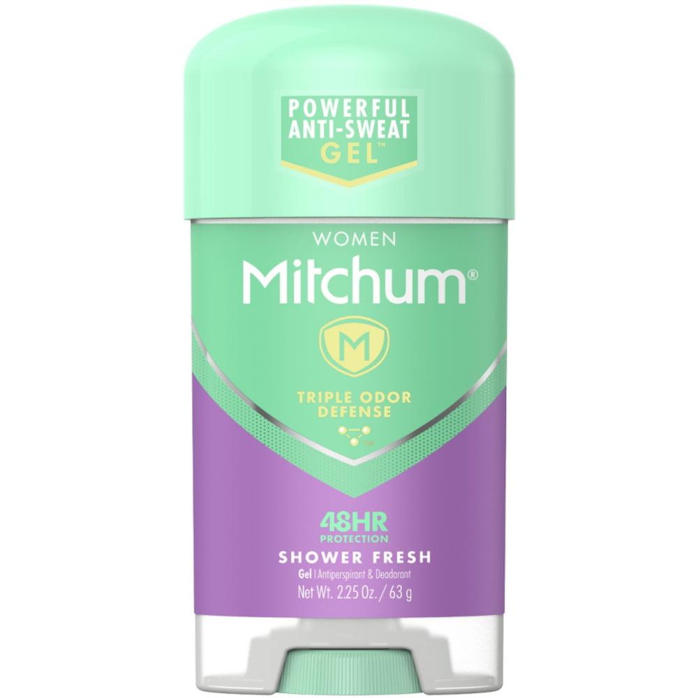 Mitchum Deodorant Womens Gel Shower Fresh 2.25oz