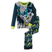 boys sleepwear com batman boys glow in the dark 2pc pajama sleepwear set
