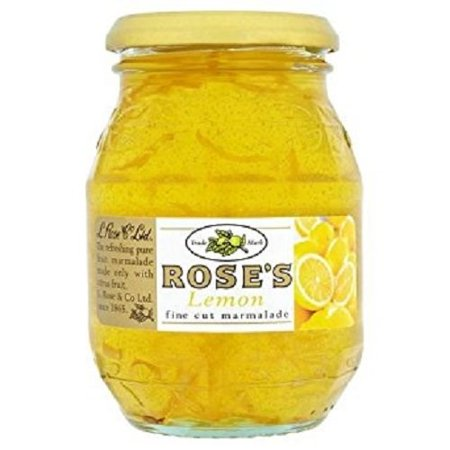 - Roses Lemon Marmalade 454g (Pack of 3)