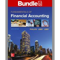 Gen Combo LL Fundamentals of Financial Accounting; Connect Access Card (Other)