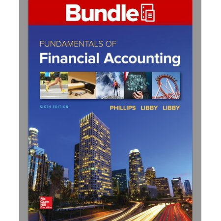 Gen Combo LL Fundamentals of Financial Accounting; Connect Access Card